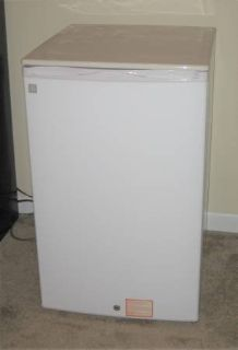 GE 4.3 Cu. Ft. Compact Refrigerator with Key Lock