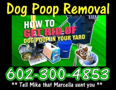 🐶💩 🐾 Dog Poop Removal 🐶💩🐾