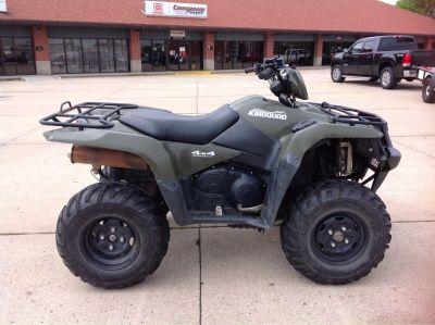2014 Suzuki KingQuad 500AXi Power Steering ATV Utility Lafayette, IN