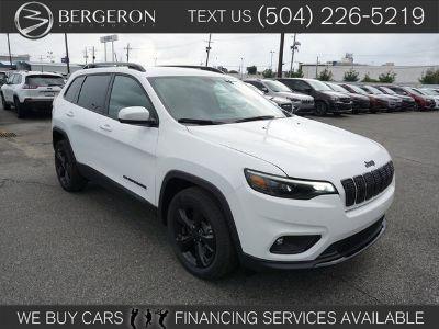 2019 Jeep Cherokee (Bright White)