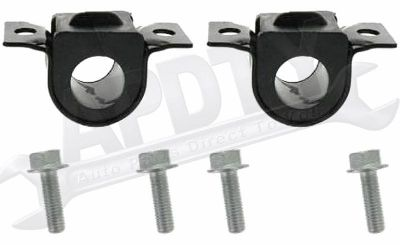 Sell APDTY 039423 Sway Bar Bracket and Bushing Kit, For 33mm Sway Bars motorcycle in Satellite Beach, Florida, US, for US $17.09