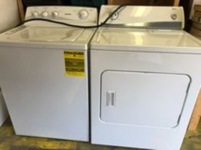 Electric Washer & Dryer