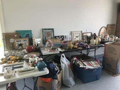 3 FAMILY GARAGE SALE- 57 Poppy Ct., Saturday July 21, 8-12