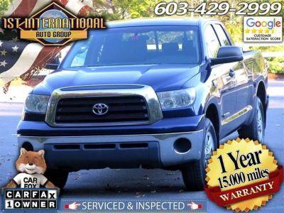 2007 Toyota Tundra SR5 (Blue)