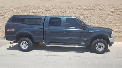 Ford F-350 Super Duty 4x4 Turbo Diesel
