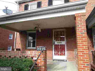 2216 U Pl SE Washington Three BR, excellent opportunity- there is