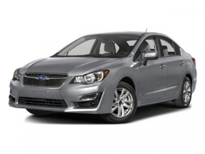 2016 Subaru Impreza 2.0i (Ice Silver Metallic)