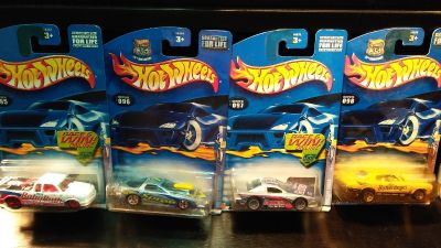 Hot Wheels from 2001/02