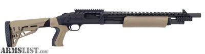 For Sale: Mossberg ATI Tactical with red dot