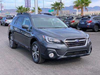 2019 Subaru Outback (Gray Metallic)