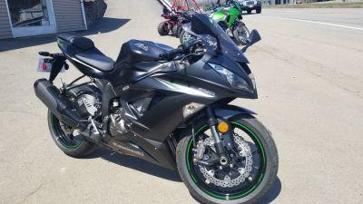 2016 Kawasaki Ninja ZX-6R SuperSport Motorcycles Ledgewood, NJ