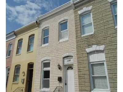 2 Bed 1 Bath Foreclosure Property in Baltimore, MD 21224 - N Streeper St