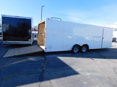 2018 Other 24X8X6 Enclosed Tandem Axle Trailer Trailers Loveland, CO
