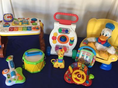 $20 Baby Toy Lot!