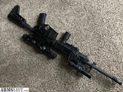 For Sale: Spikes tactical ar15 BRAND NEW IN CASE