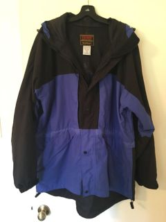 NEW STEARNS DRY WEAR JACKET WITH HOOD