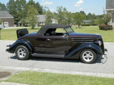 1936 Ford Roadster Convertible