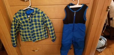 Columbia 3T winter jacket and snow pants