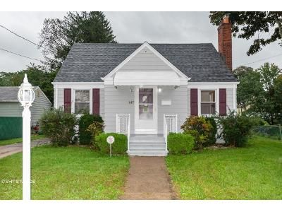 3 Bed 1 Bath Foreclosure Property in East Haven, CT 06512 - Estelle Rd