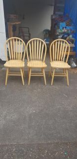 Kitchen table chairs
