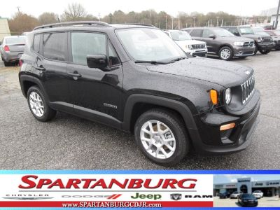 2019 Jeep Renegade Latitude (Black Clearcoat)