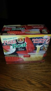 Brand new as seen on tv pasta boat