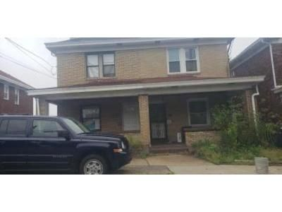 3 Bed 1 Bath Foreclosure Property in Pittsburgh, PA 15227 - Churchview Ave