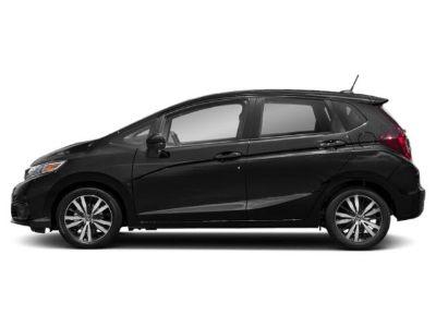 2019 Honda Fit EX (Crystal Black Pearl)