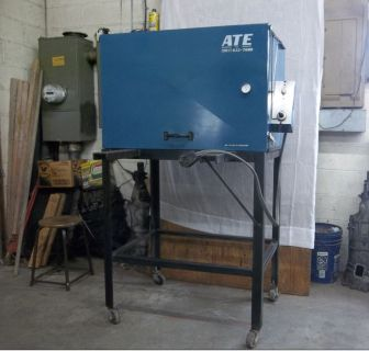 Automotive Test Equipment (ATE) Parts Oven.