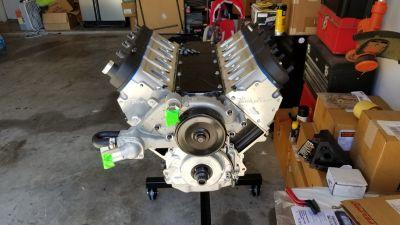 402 LS built for supercharger