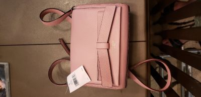 Kate spade never used pink purse