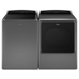 Black Friday Special NOW : Whirlpol Cabrio Washer and Dryer WTW8500DC