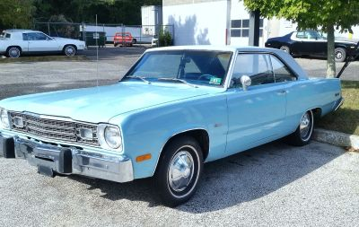 1974 Plymouth Scamp Hardtop