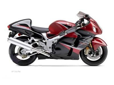 2006 Suzuki Hayabusa 1300 SuperSport Motorcycles Escanaba, MI