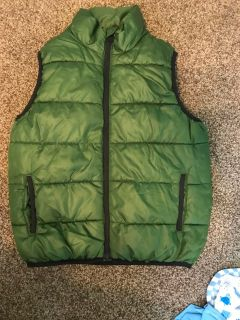EUC, green vest Old navy, PPU Only!