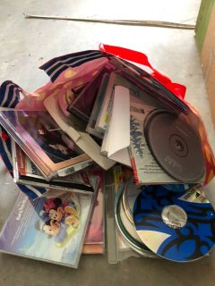Bag of CD s