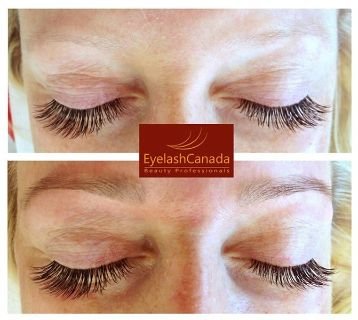 Toronto March 30- April 02, 2014 Eyelash Extensions Training