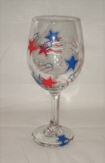 WINE GLASS - Artisan Hand-Painted High-Quality - Many designs to choose from!