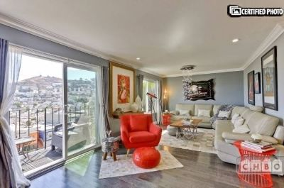 $7400 3 apartment in Noe Valley