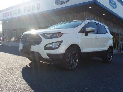 2018 Ford EcoSport SES (Diamond White)