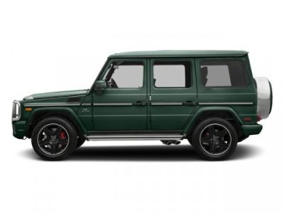 2018 Mercedes-Benz G-Class AMG G 63 (Jade Green Metallic)