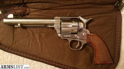 For Sale/Trade: SS Uberti Competition Revolver 45 Colt