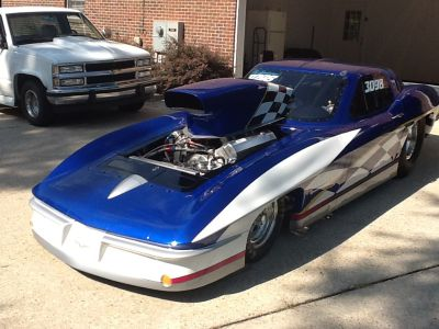 1963 Corvette split window Top sportsman Street outlaw or ??