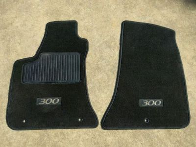 Buy 2013-2015 CHRYSLER 300 LIMMITED SPORT Black Carpet Floor Mats OEM - Front Set motorcycle in Spring Branch, Texas, United States, for US $39.99