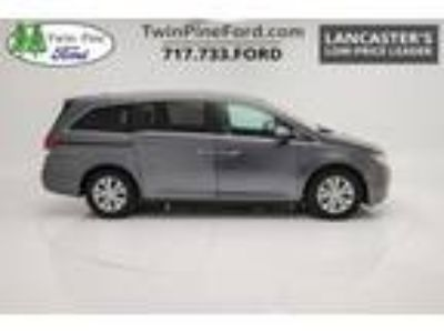 used 2016 Honda Odyssey for sale.