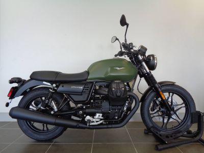 2018 Moto Guzzi V7 III Stone Standard/Naked Motorcycles Houston, TX