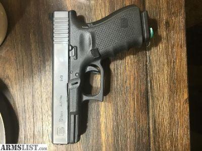 For Sale/Trade: Beautiful Glock 19 GEN4