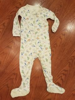 Children Place Footed PJ Size 18 months