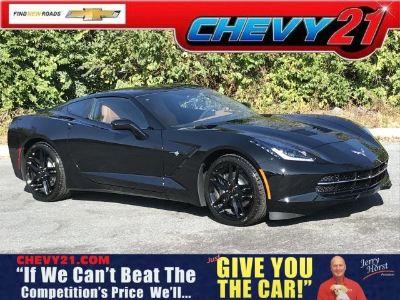 2019 Chevrolet Corvette Stingray (Black)