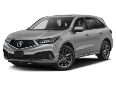 2019 Acura MDX w/Technology/Entertainment Pkg (White Diamond Pearl)